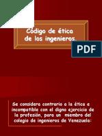 Ingenieria y Etica Codigo
