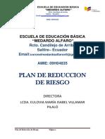 Plan de Reduccion de Riesgo Medardo Alfaro (Recuperado Automáticamente)