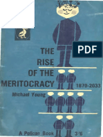 Michael Young - The Rise of the Meritocracy, 1870–2033_ An Essay on Education and Equality (1958, Penguin Books).pdf