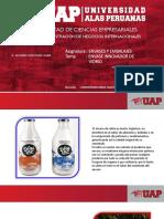 Envase Innovador Yogurt en Vidrio