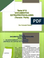TEMA DOCUMENTOS EXTRAPROTOCOLARES  TERCERA PARTES-1.pptx