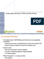 Riverbed White Paper
