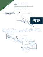 Parcial mecánica de fluidos I