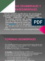 Fonemas Segmentales y Suprasegmentales - Copia