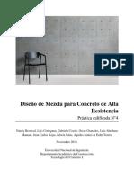 Practica Calificada N°4-Diseño de concreto de alta resistencia (2)