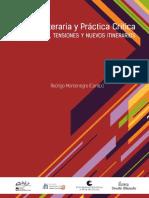 Teoría Literaria y Práctica Crítica . Tradiciones, tensiones y nuevos itinerarios