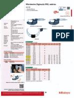 EL 15-2 (Micrómetro Digital 125-150)