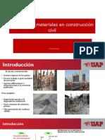 Gestión de Los Materiales de La Construcción Civil