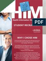 HIM reqruitment