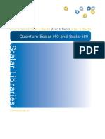 Quantum Scalar i40