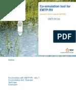 EDF EMTP-RV Usage for Generation Plants