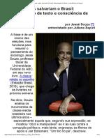 _Duas Coisas Salvariam o Brasil_ Interpretação de Texto e Consciência de Classe