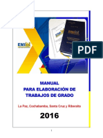 Manual de Elaboracion de Trabjo de Grado Emi