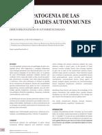 inmunopatogenia de las enfermedades autoinmunes