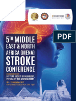 5th MENA Stroke Conference
