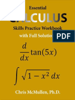 Essential Calculus Skills Practice Workbook with Full Solutions (gnv64).epub