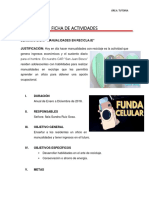 Ficha de Actividades