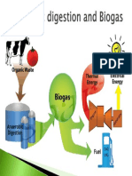 Anaerobic Digestion and Biogas