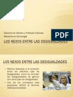 EStadísticas de Género 2015 -SIG