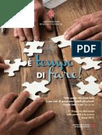 I Rapporto Povertà Caritas Spoleto-Norcia Relativo Ad Anno 2017