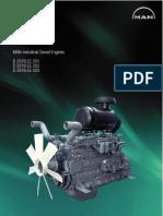 MAN Industrial Diesel Engine D 2876 LE 201 Service Repair Manual.pdf