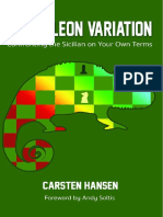 The Chameleon Variation Confronting the Sicilian on Your Own Terms (Carsten Hansen) (1)