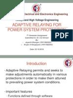 Adaptive Relay
