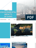 (Ppt) Environmental Impacts of Dam