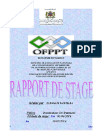 Rapport Du Stage2
