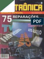 Revista Saber Eletrônica Service Especial Ano 34 nº1