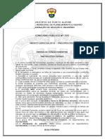 Prova Cp 593 - Pneumologia