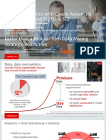 ORACLE - Big Data Analytic