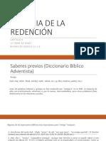 Historia de La Redención Cap. 9