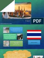 presentación Tailandia