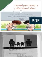 Educacion sexual para niños