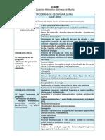 Programa de Geografia Geral - Caum 2018