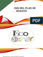 Análisis Del Plan de Negocio[2]