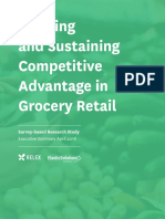 Grocery & Retail Trends and Challenges