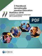 Handbook education statistics 2018