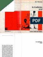 La Tradición Oral Jan Vansina.pdf