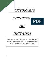 ORTOGRAFÍA DICTADOS 1