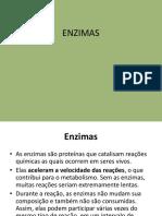 Enzimas Em Diagnósticos