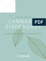 How to Open a Cannabis Dispensary