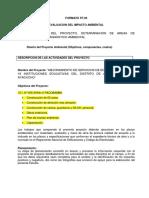 Impacto ambiental Pacobamba