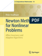 364223898X {D87C3680} Newton Methods for Nonlinear Problems_ Affine Invariance and Adaptive Algorithms [Deuflhard 2011-09-15].pdf