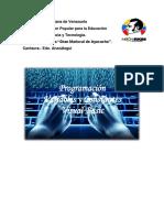 Fundamentacion de la Programacion