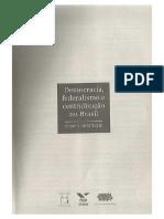 ARRETCHE - A Federação Brasileira Na Constituição de 88