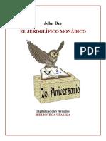 - Dee John - El Jeroglifico Monadico.PDF