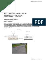 PAV- S02 - Fallas en Pavimentos