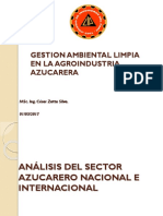 Charla CIP-1ra Parte - Azucar